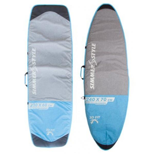 Simmer 2019 Single Boardbag -Boardbags & Tassen - 2019 Single Boardbag - Simmer Style