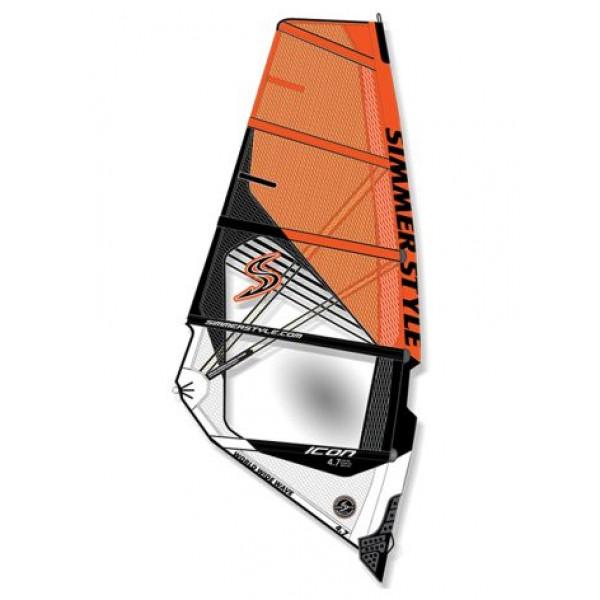 Simmer Icon 2018 Orange -Zeilen - Icon 2018 - Simmer Style