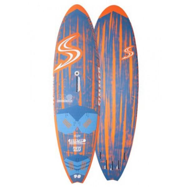 Simmer Quantum V4 2019 -Windsurfboards - Quantum V4 2019 - Simmer Style