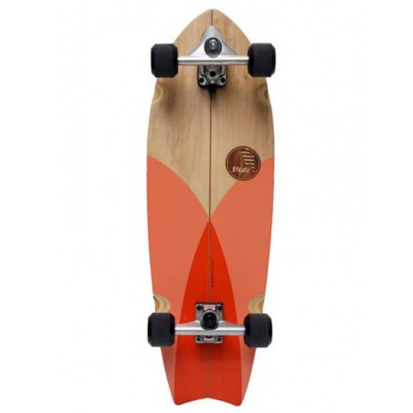 "Slide Surfskate Fish 32"" Tuna -Skateboards - Fish 32"" Tuna - Slide"