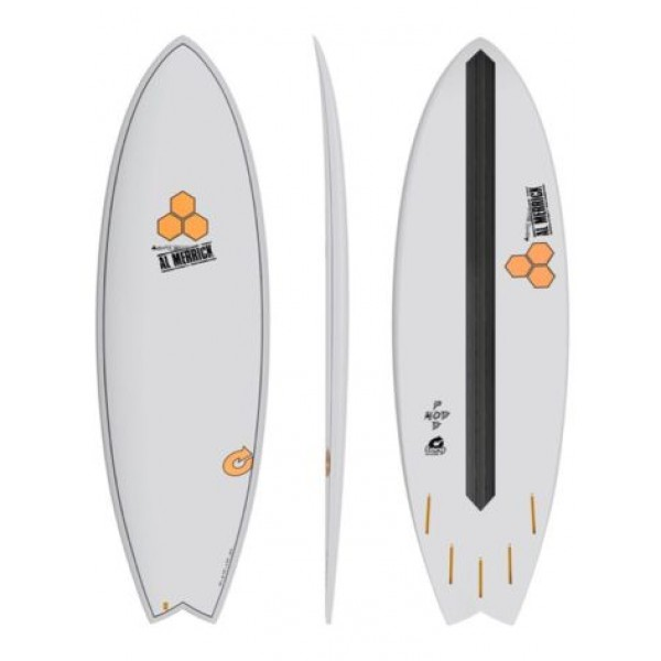 Torq Surfboards CI Pod Mod X-Lite Gray -Surfboards - CI Pod Mod X-Lite Gray - Torq