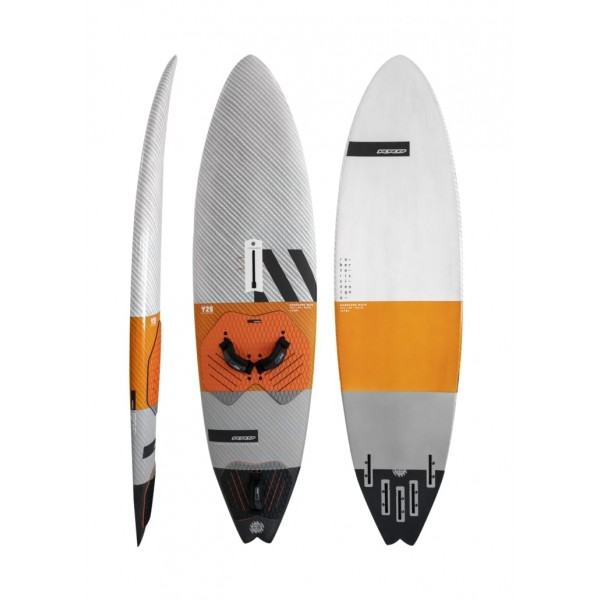 RRD Hardcore wave LTD Y25 -Windsurf Boards - Hardcore Wave LTD Y25 - RRD