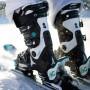 Afstellen bindingen ski's los