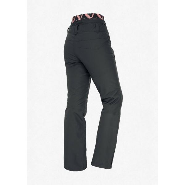 Picture Exa Pant Black -Kleding - Object Pant Black -