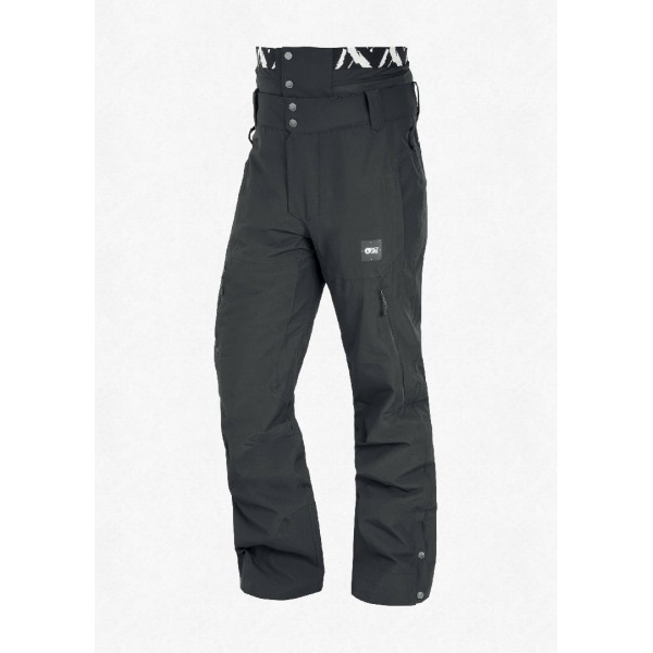 Picture Object Pant Black