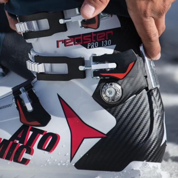 Uitdrukken skischoenen -Ski Slijpen & Waxen